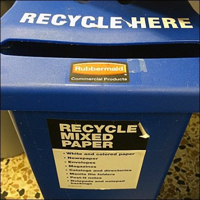 RubberMaid® Brands Recycling